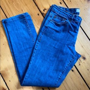 Kenneth Cole straight leg stretchy jeans, like new
